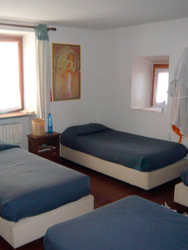 Camera Comunità Terapeutica Caprile