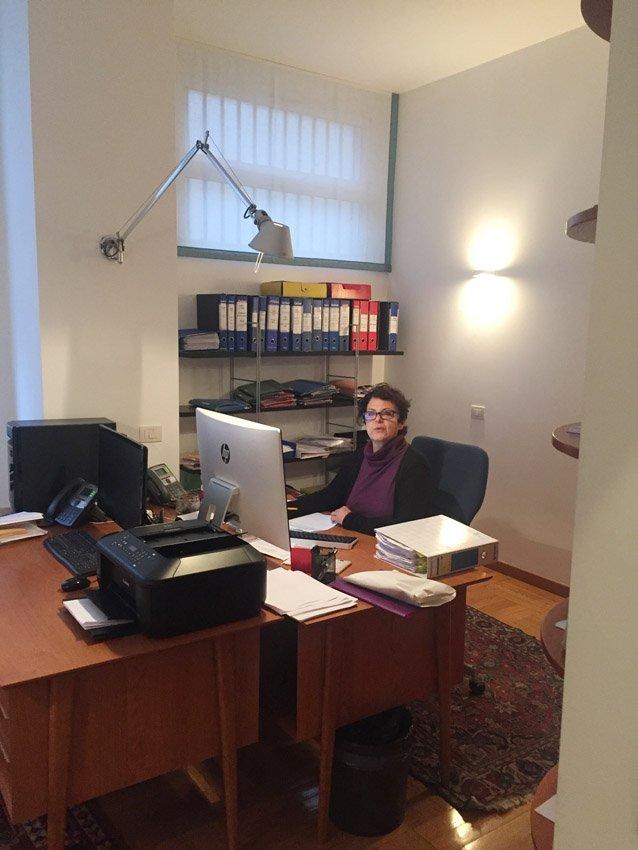 Rita Andolfi amministrazione AISE