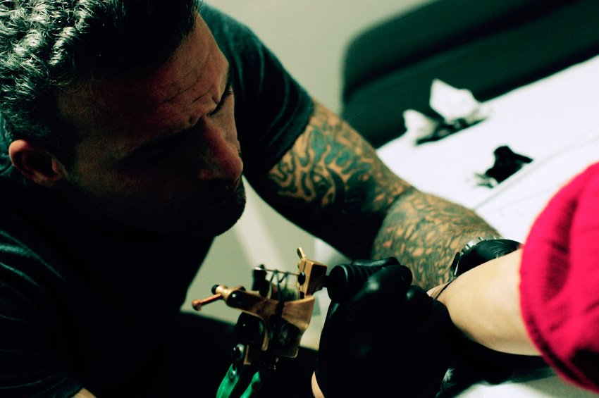 Michael's Tattoo Shop
